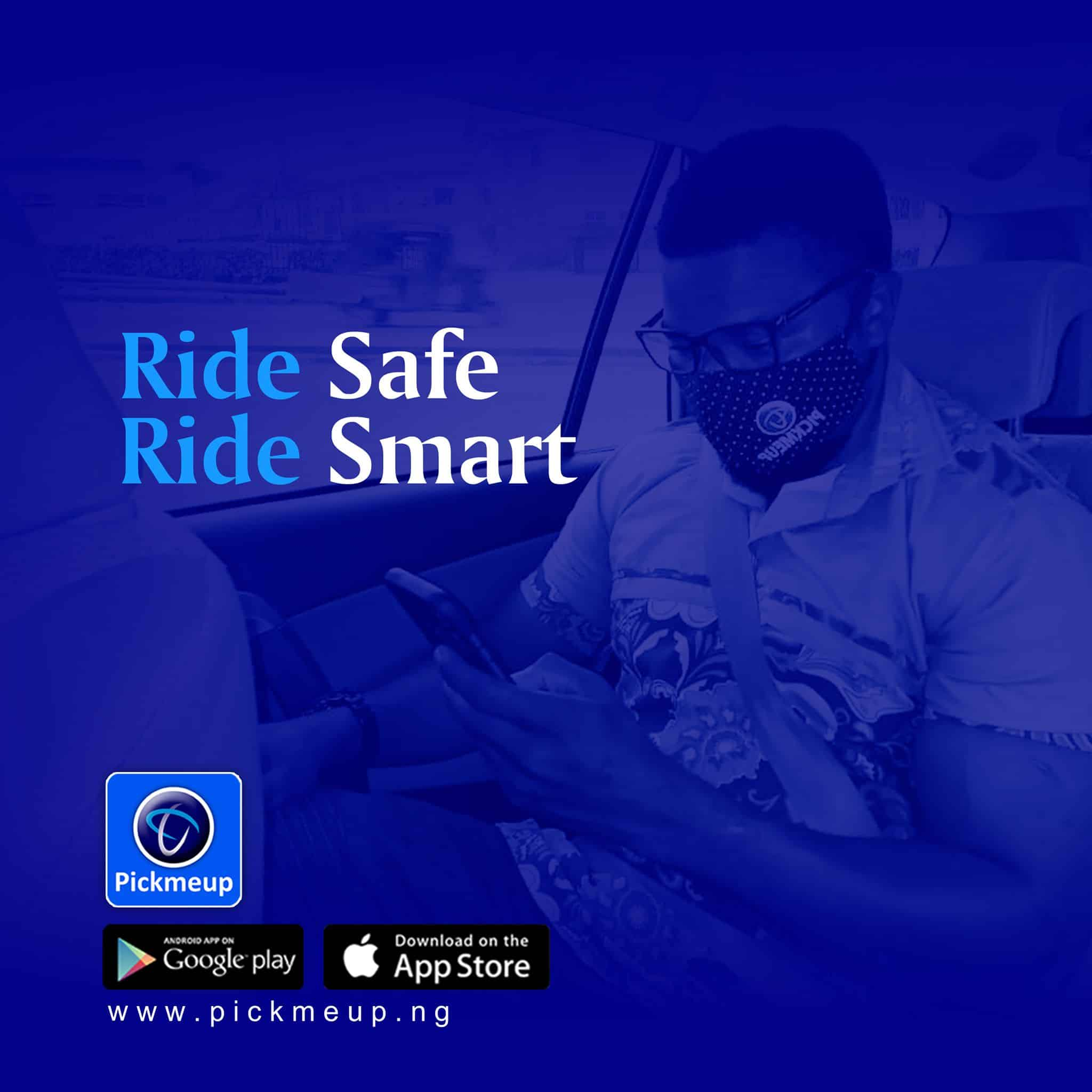 Pickmeup safety ride hailing
